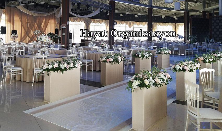 düğün organizasyon gelin yolu