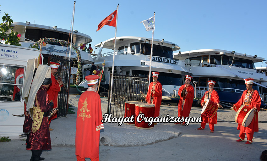 mehteran takımı kiralama servisi İstanbul