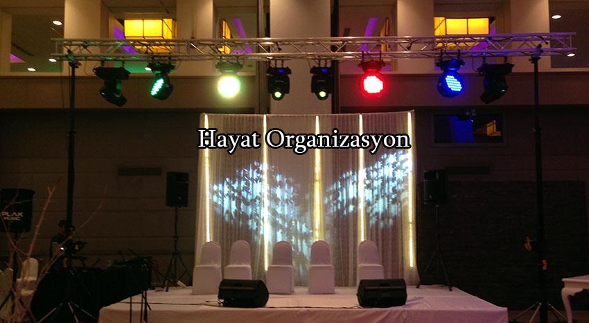 Ses Sistemi Kiralama İstanbul