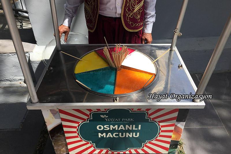 Osmanlı macuncusu kiralama fiyatları