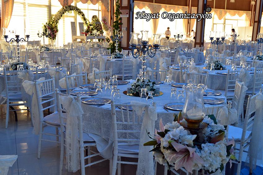 nişan ve düğün süslemeleri