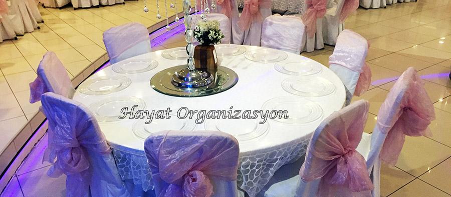 istanbulda masa sandalye süsleme organizasyonu