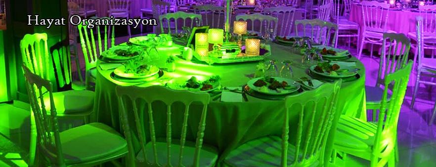 düğün ve nişan cemiyeti süsleme