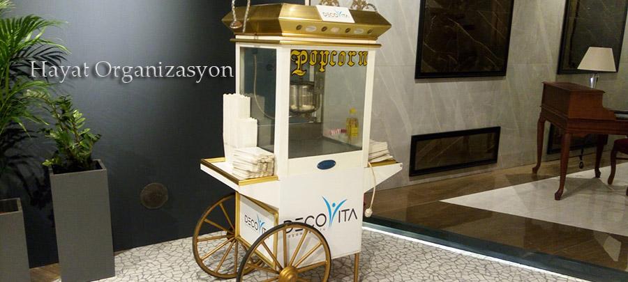 popcorn makinesi kiralamak için bize ulaşın