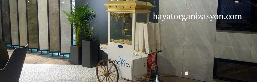 kiralık popcorn arabası