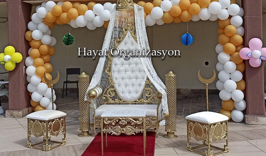 sünnet düğünü koltuğu
