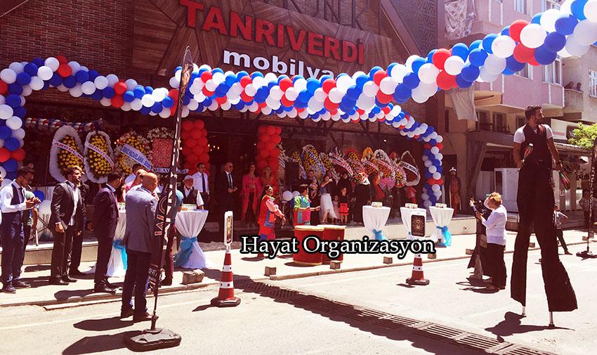 İstanbul Dükkan Ve Mağaza Açılış Organizasyonu
