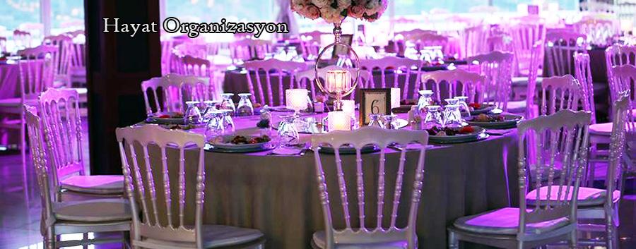 düğün ve nişan organizasyonu