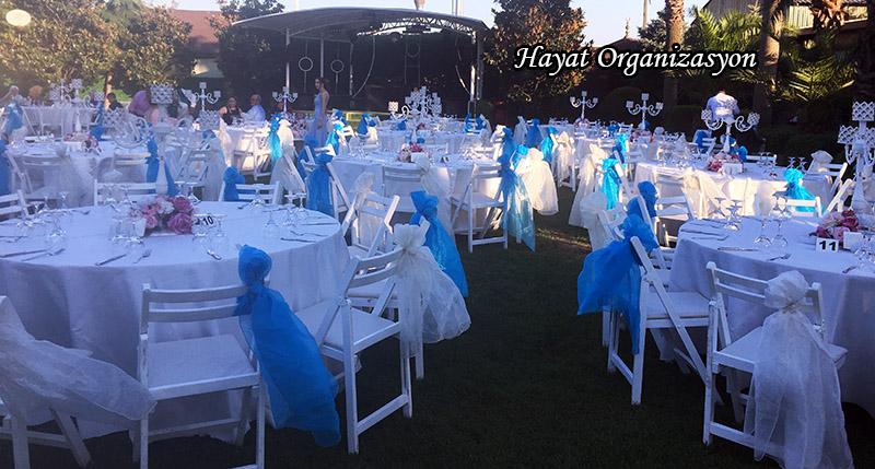 sünnet düğünü süsleme organizasyonu