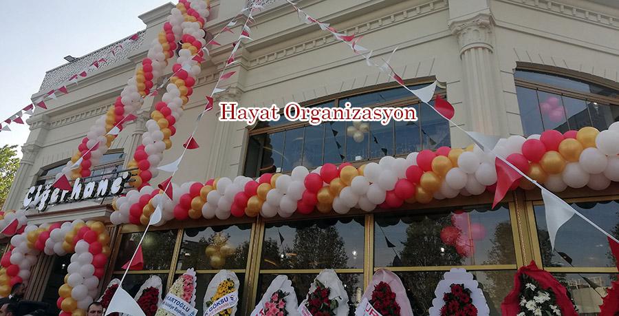 işyeri ve mağaza açılış organizasyonları istanbul