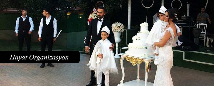 sünnet düğün organizasyon fikirleri