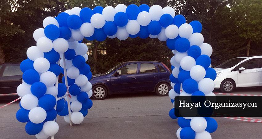 sünnet düğün organizasyonu balon süslemeleri