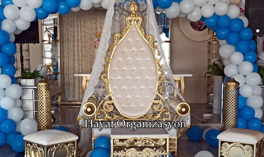 sünnet düğün organizasyonu sünnet tahtı kiralama