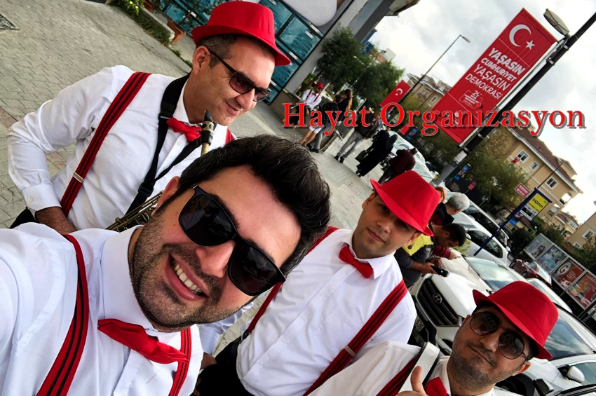 bando ekibi kiralama servisi İstanbul