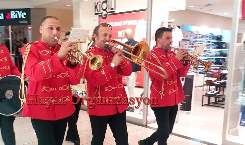 İstanbul Bando Takımı Kiralama Servisi