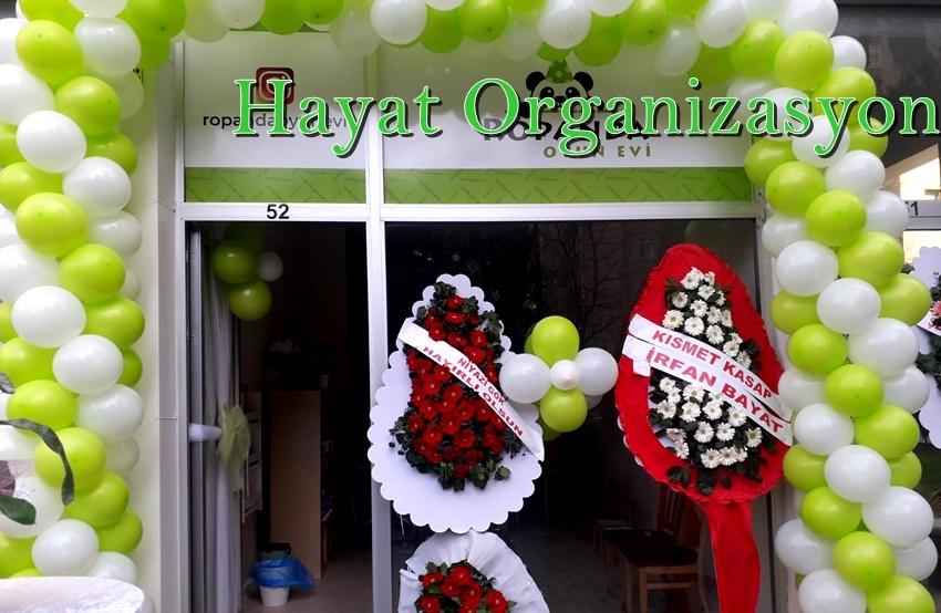 balon süsleme süsleme organizasyonu