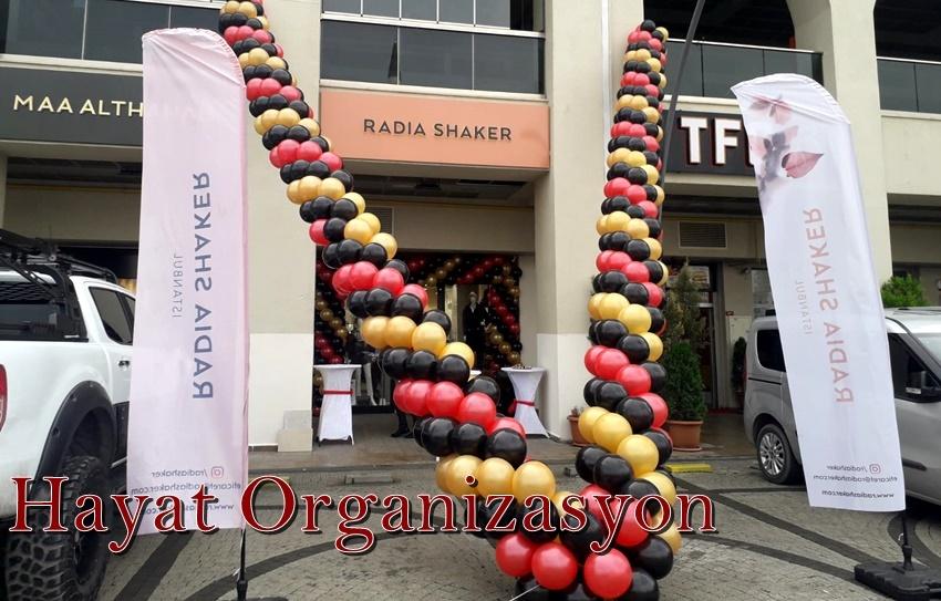 zincir balon süsleme fiyatları kaç para