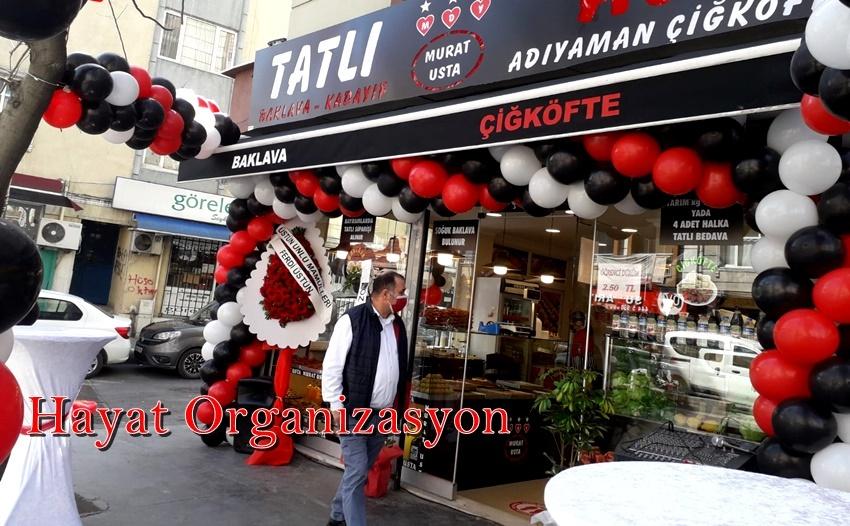 Bakırköy Açılış Organizasyonu Fiyatları