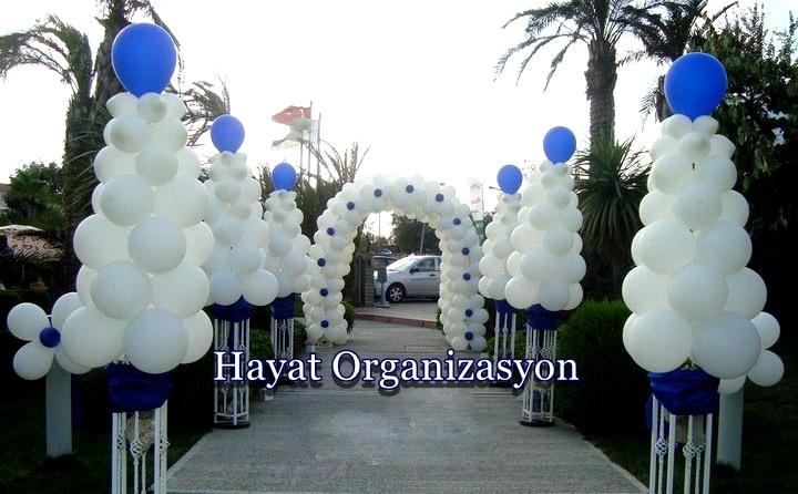 balon süsleme sünnet organizasyonu