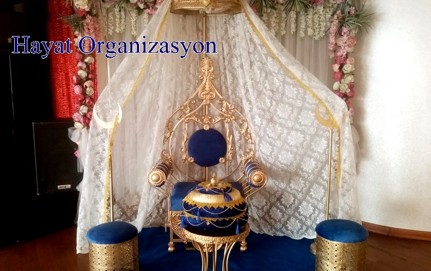 sünnet düğün organizasyonu taht kiralama