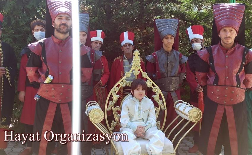 Beşiktaş Sünnet Düğün Organizasyonu
